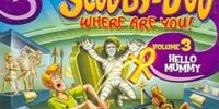 Scooby-Doo, Where Are You!: Volume 3 - Hello Mummy