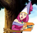 Princess (Scooby-Doo and the Cyber Chase)