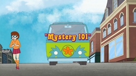 Mystery 101 title card