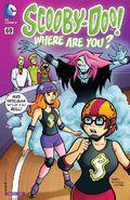 WAY 69 (DC Comics) digital cover