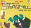 Scooby Doo... Where Are You! issue 2 (Charlton Comics)
