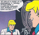 Fred Jones impostor (DC's Double Trouble)