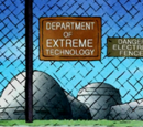 Department of Extreme Technology