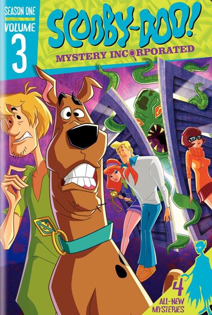 Scooby-Doo! Mystery Incorporated (season 1, 2, 3, 4 ...