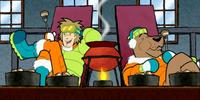 Fondue (Shaggy & Scooby-Doo Get a Clue!)