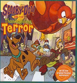 Thanksgiving Terror book