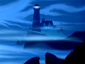 Lighthouse (A Clue for Scooby Doo)