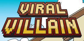 Viral Villain title card