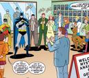Mystery Analysts of Gotham City headquarters