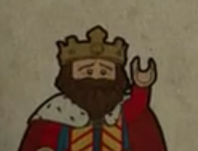 King (Knight Time Terror)