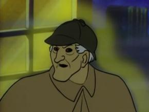 Ghost of Sherlock Holmes
