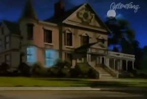 Daphne Blake home 13 Ghosts