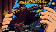The Adventures of Blue Falcon Episode 17