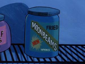 Fried Moonbeans