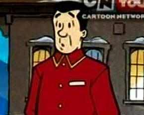 Doorman (More Fondue For Scooby-Doo)