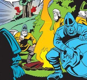 Ghost Vikings (Yikes! It's the Vikings!)