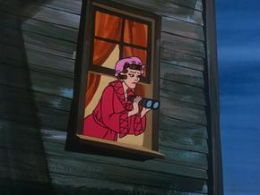 Phyllis Diller's neighbor