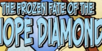 The Frozen Fate of the Hope Diamond