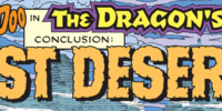Scooby-Doo in The Dragon's Eye Conclusion: Just Deserts