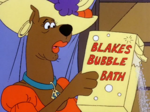 Blake's Bubble Bath