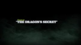 The Dragon's Secret title card