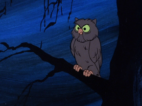 Owl (Don't Fool with a Phantom)