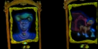 Portrait Gallery (Scooby-Doo's Haunted Mansion Ride)