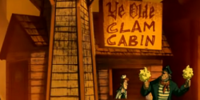 Ye Olde Clam Cabin