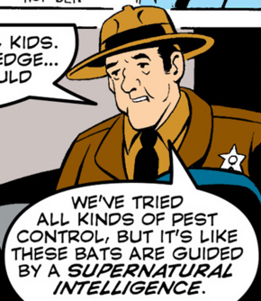 Sheriff (Bats What I'm Afraid Of)