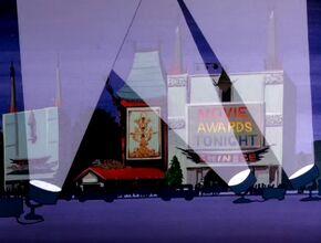 Hollywood movie awards