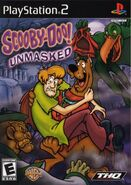 Unmasked cover (PS2)