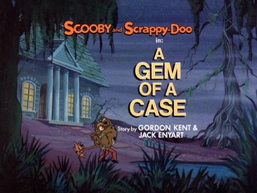 A Gem of a Case title card