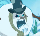 Snow monster (Be Cold, Scooby-Doo!)