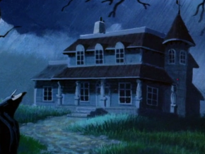 Haunted house (Scoobygeist)