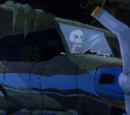 Skeleton (A Tiki Scare is No Fair)