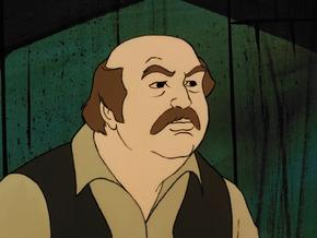 Mr. Moss (Strange Encounters of a Scooby Kind)