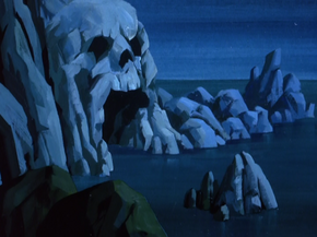 Skull Island (Go Away Ghost Ship)