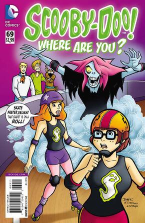 WAY 69 (DC Comics) cover