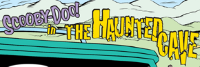 The Haunted Cave title card
