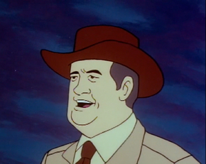 Sheriff (Hang in There, Scooby-Doo)