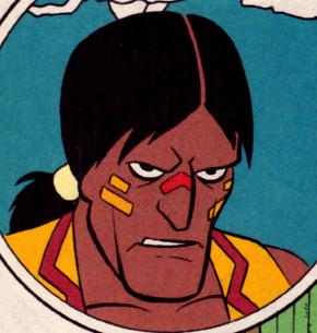 Injun Joe (The Library Lurker)