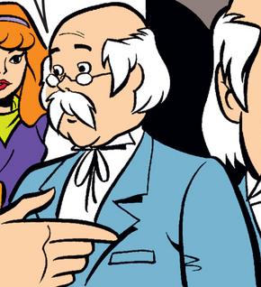 Velma Dinkley's grandfather