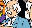 Velma Dinkley's grandfather (Scooby Dooby Voodoo)
