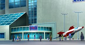 Space Center (Mecha Mutt Menace)