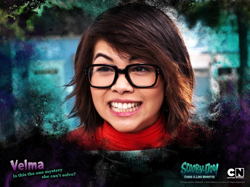 Hayley Kiyoko Scooby Doo Velma LM promo card