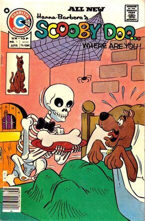 WAY 7 (Charlton Comics) front cover