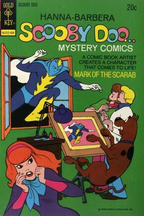 MC 24 (Gold Key Comics) front cover