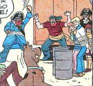 Redbeard's Ghost comic