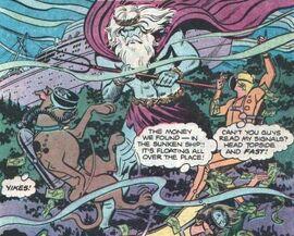 Gang meet Ghost of King Neptune