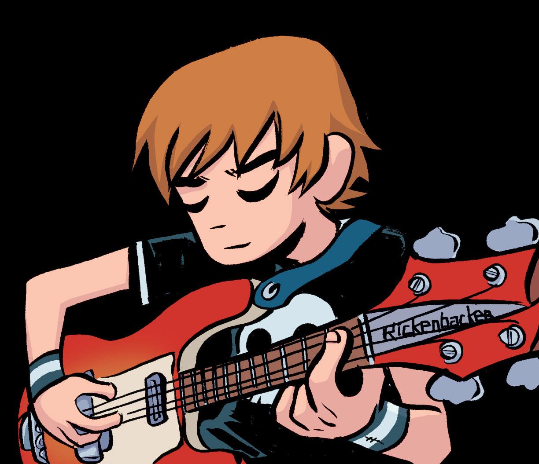 Scott's Bass Guitar Well
